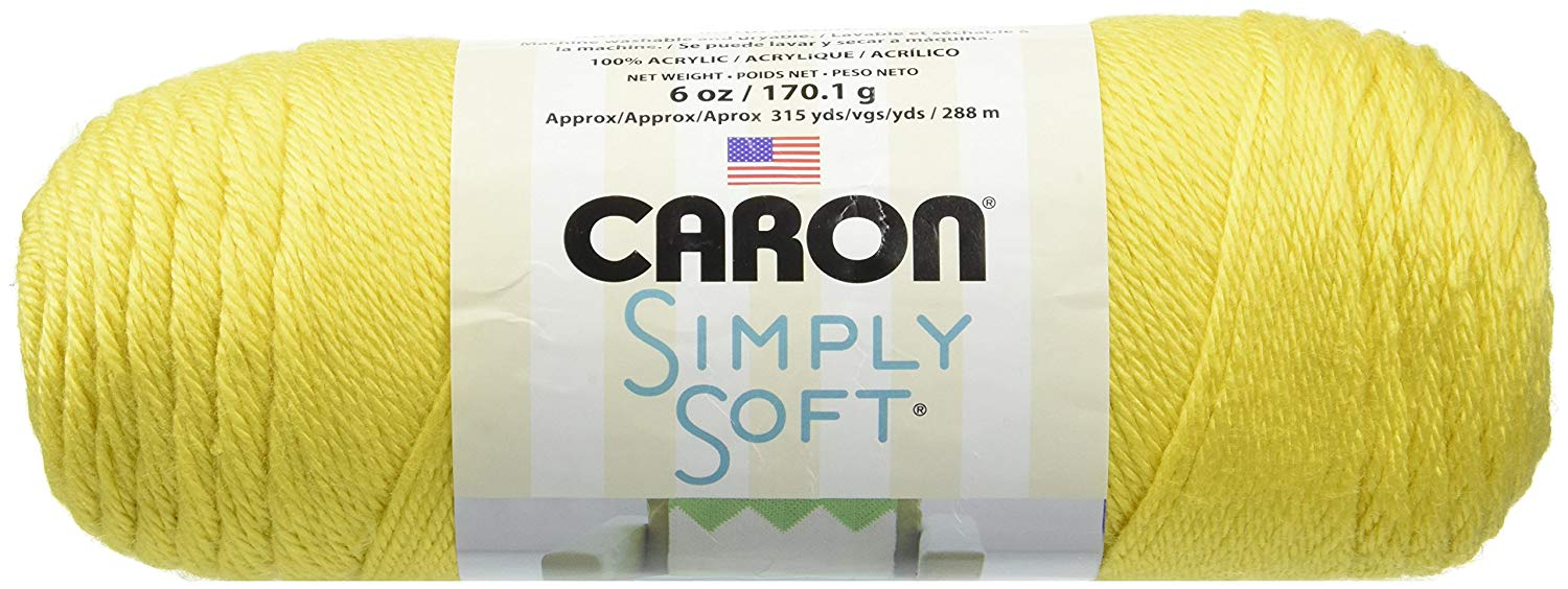 Caron Simply Soft, 3-Pack
