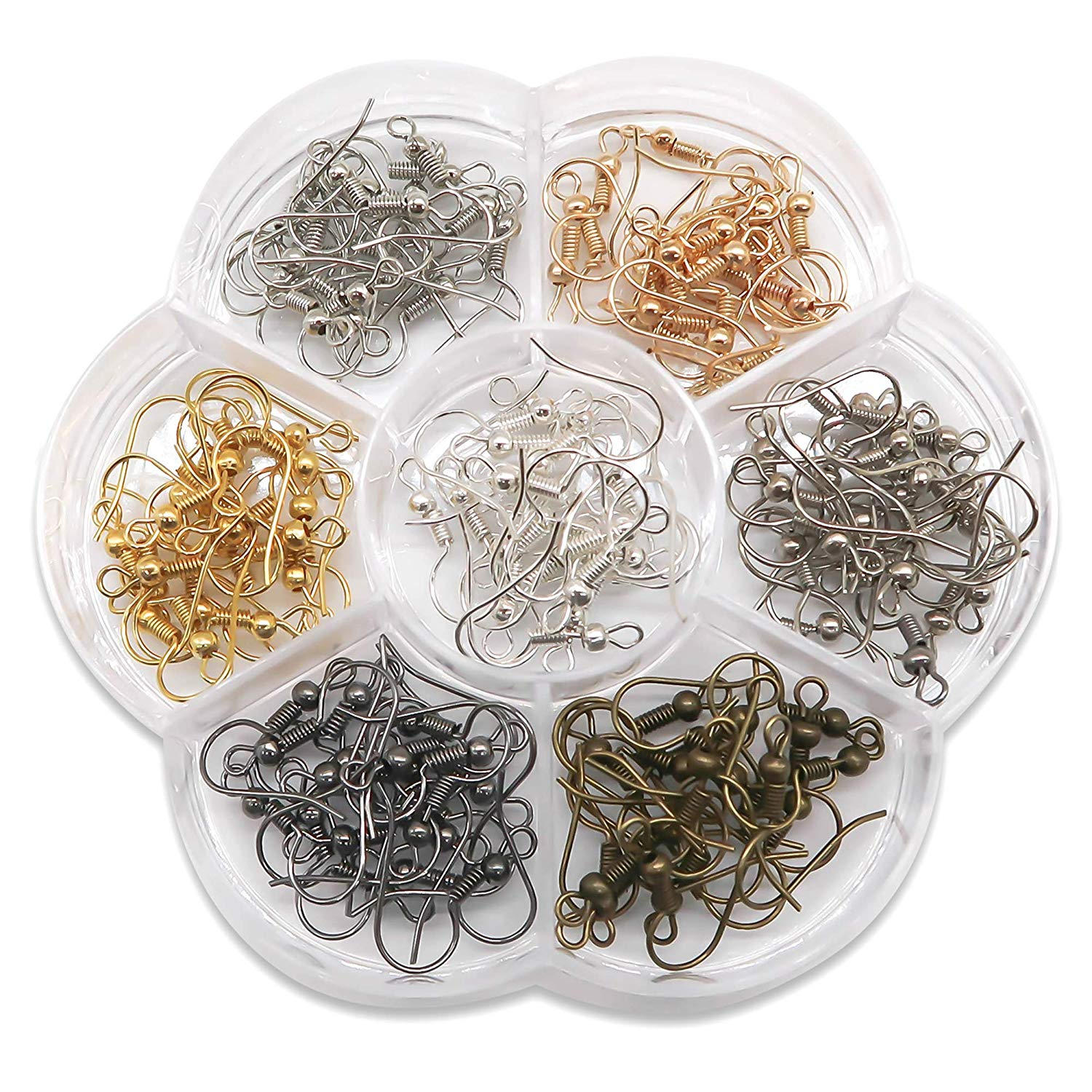 Earring Hooks, Set of 140
