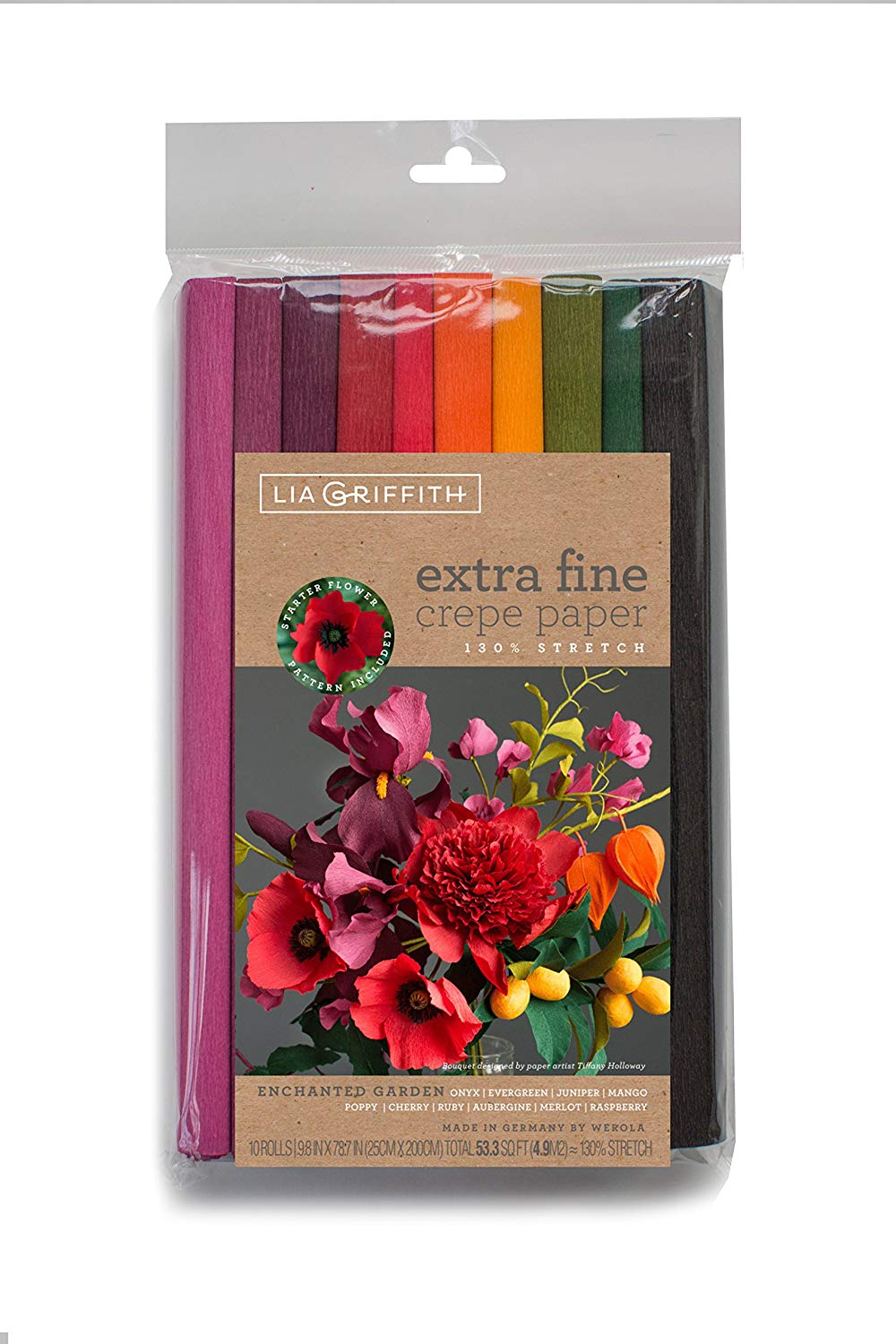 Lia Griffith Extra Fine Crepe Paper