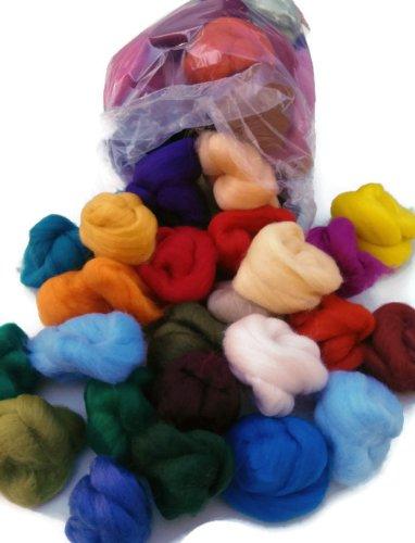 Wool Roving Fiber Sampler