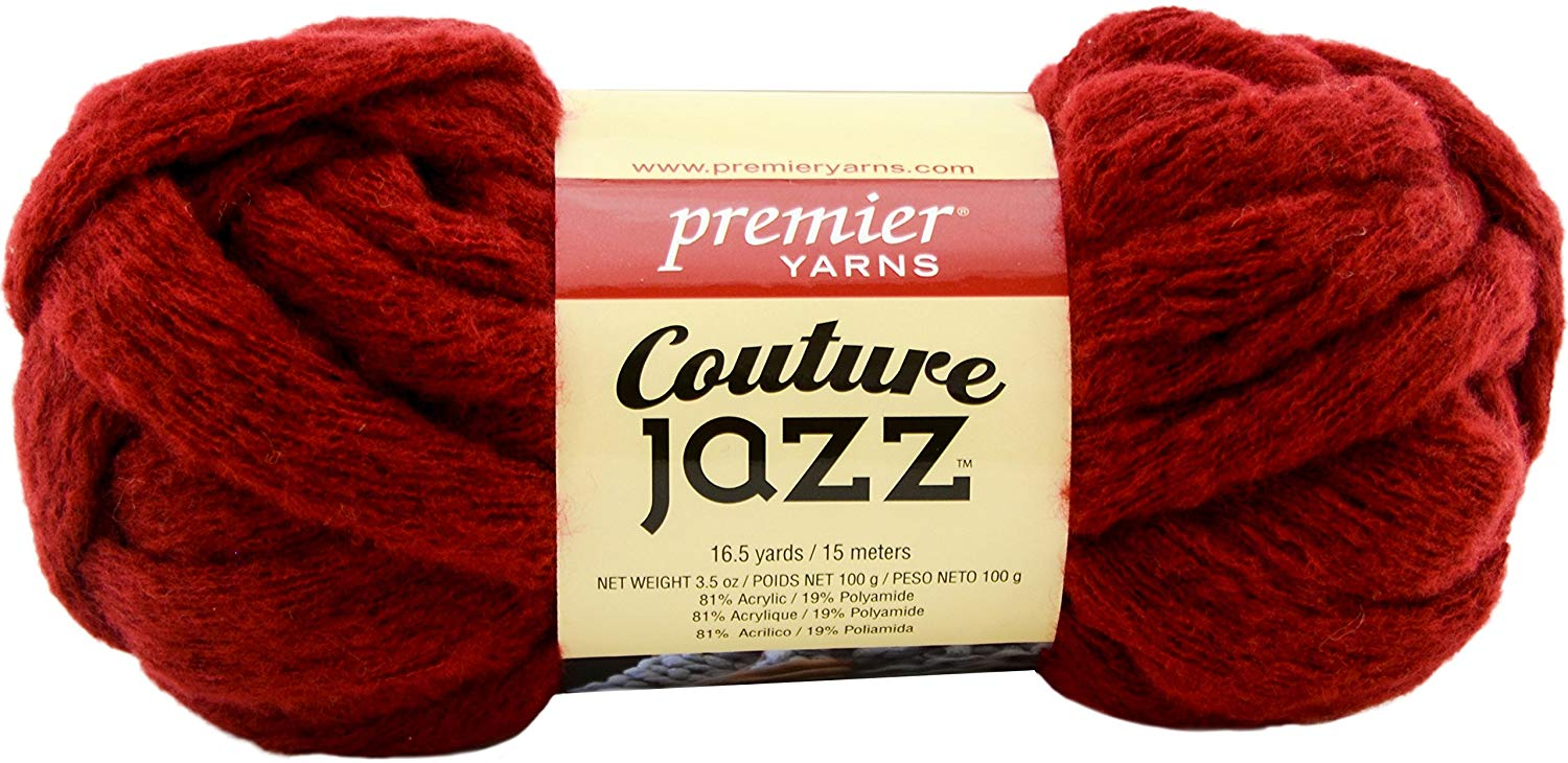 Premier Yarns Couture Jazz, Ruby