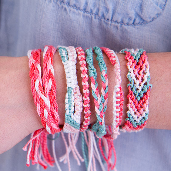 Friendship Bracelets Craftjam