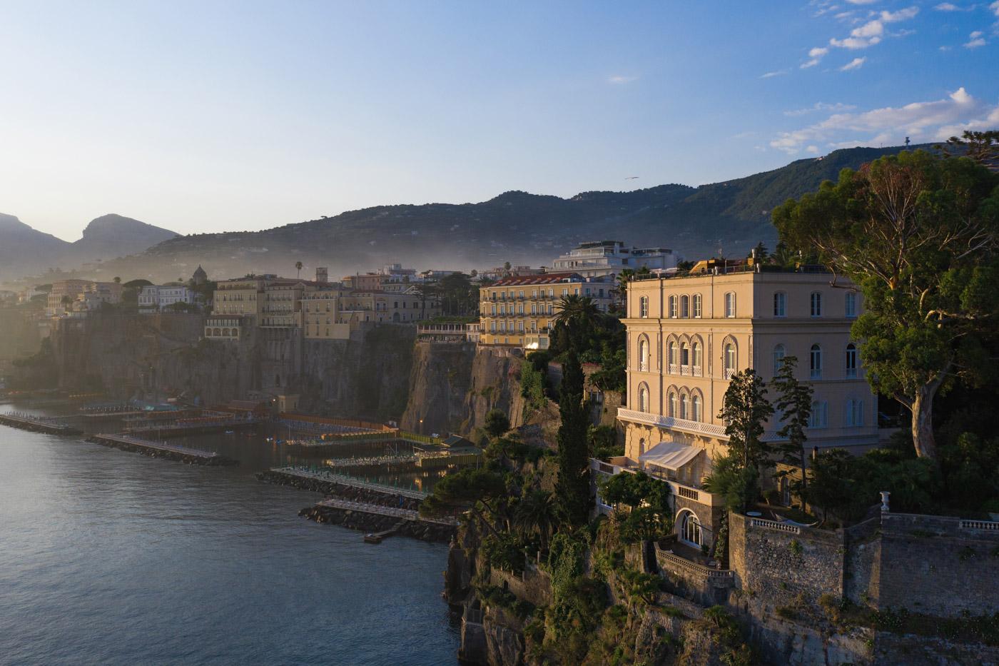 Villa Astor, Sorrento, Italy - photo by Adagion Studio