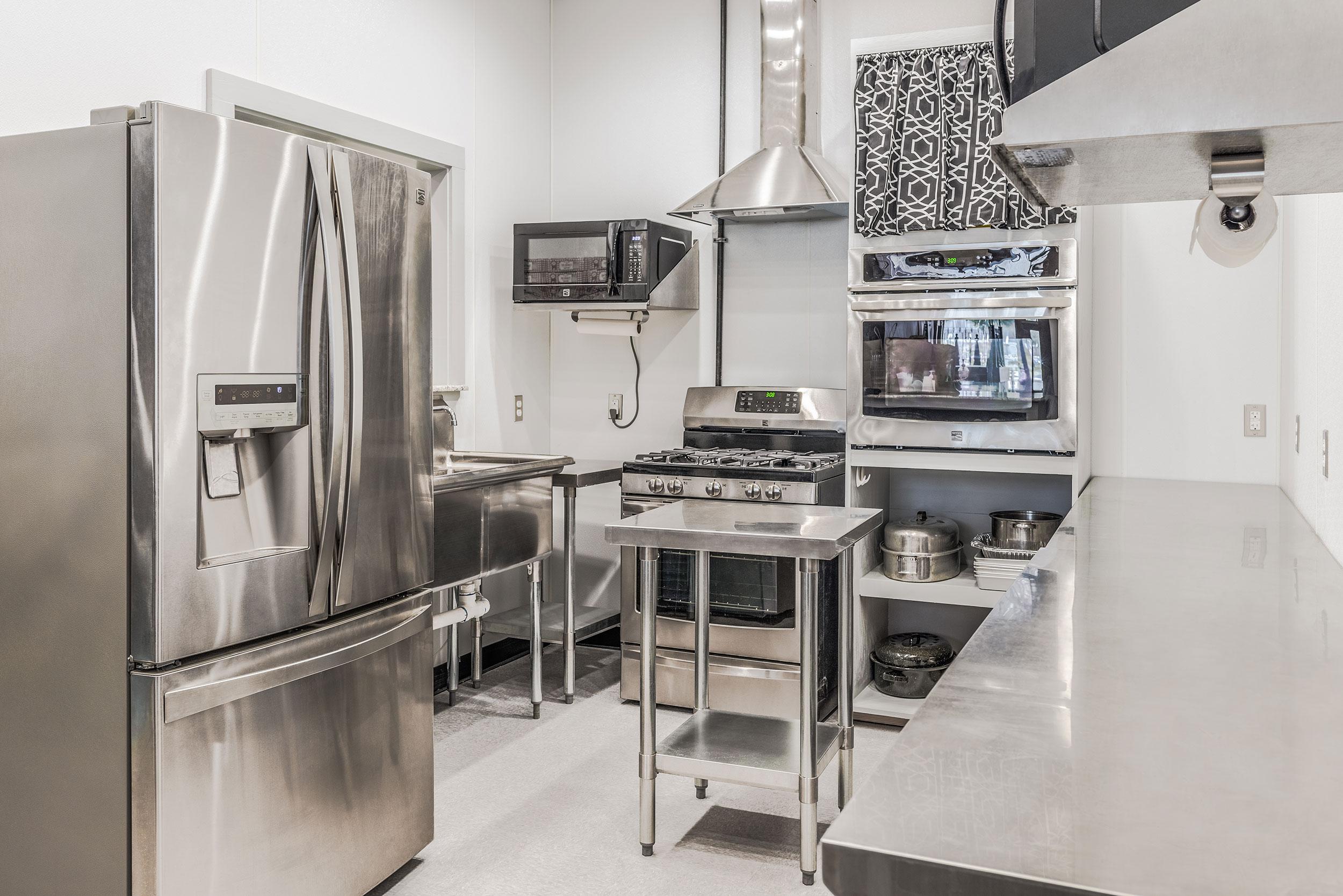Rathbone Hall Caterer's Kitchen