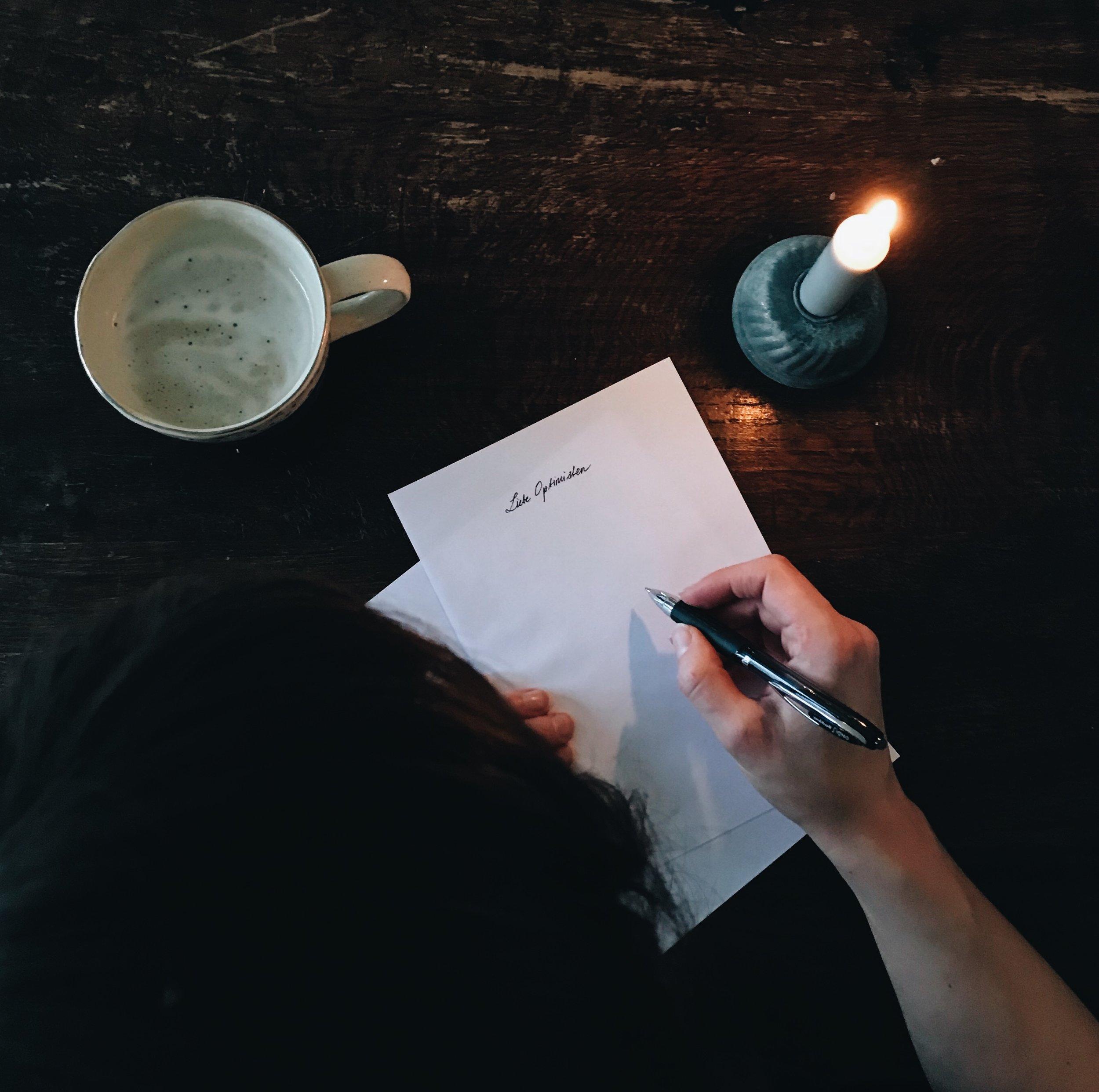 liebesbrief brief schreiben