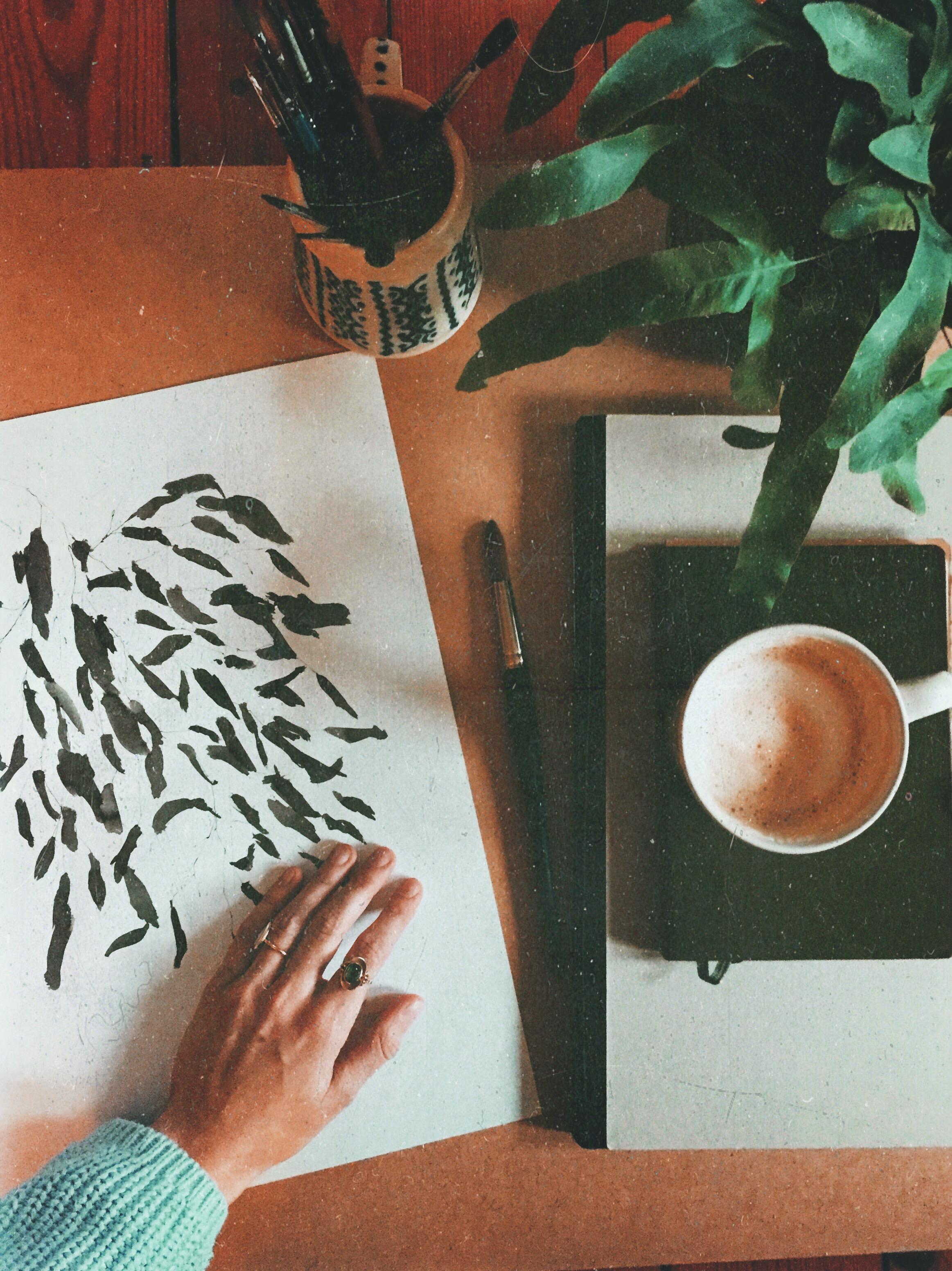 zeichnen malen nature