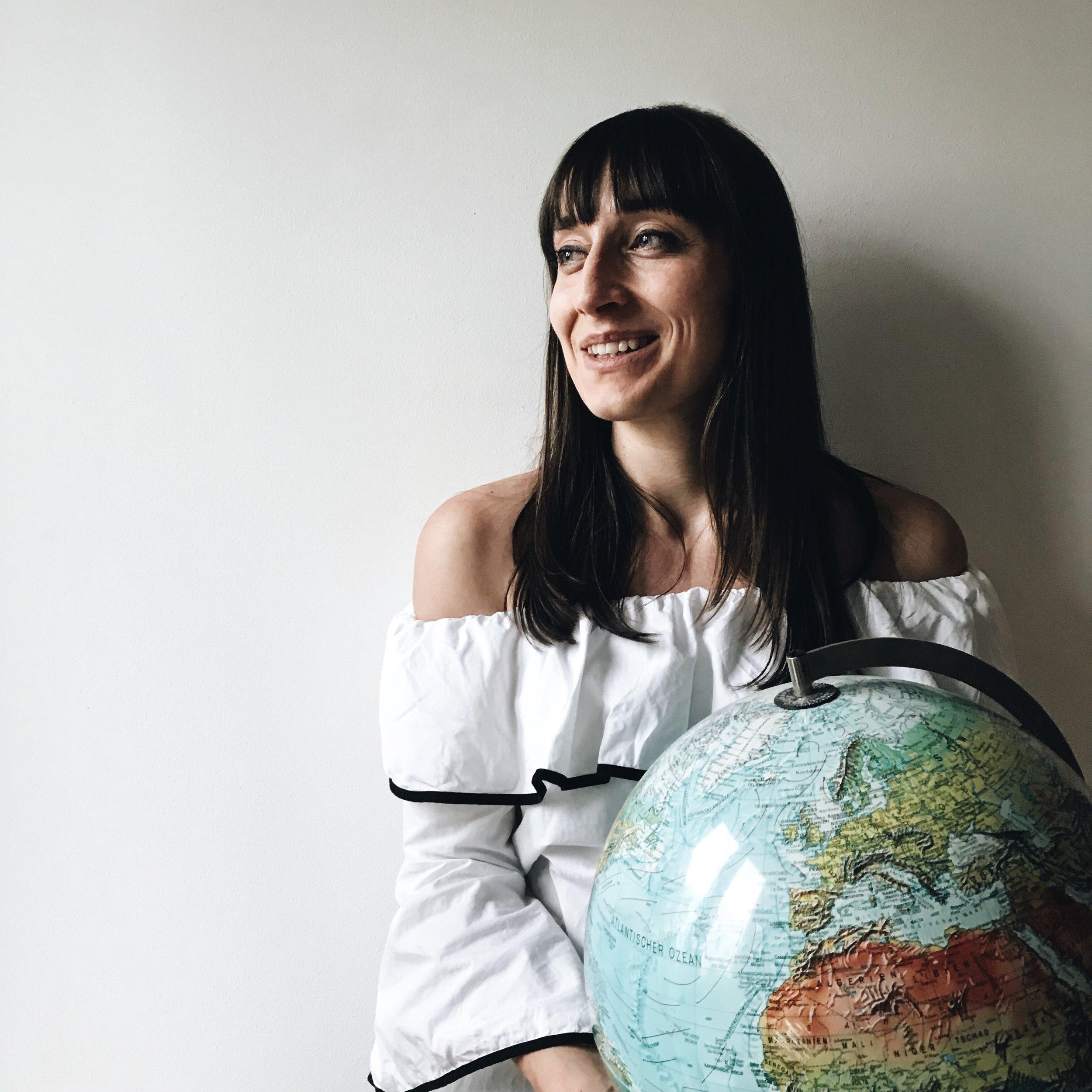 Katharina Geißler-Evans, Gründerin & Editor-in-Chief, heiter magazine