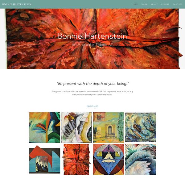 www.bonniehartenstein.com