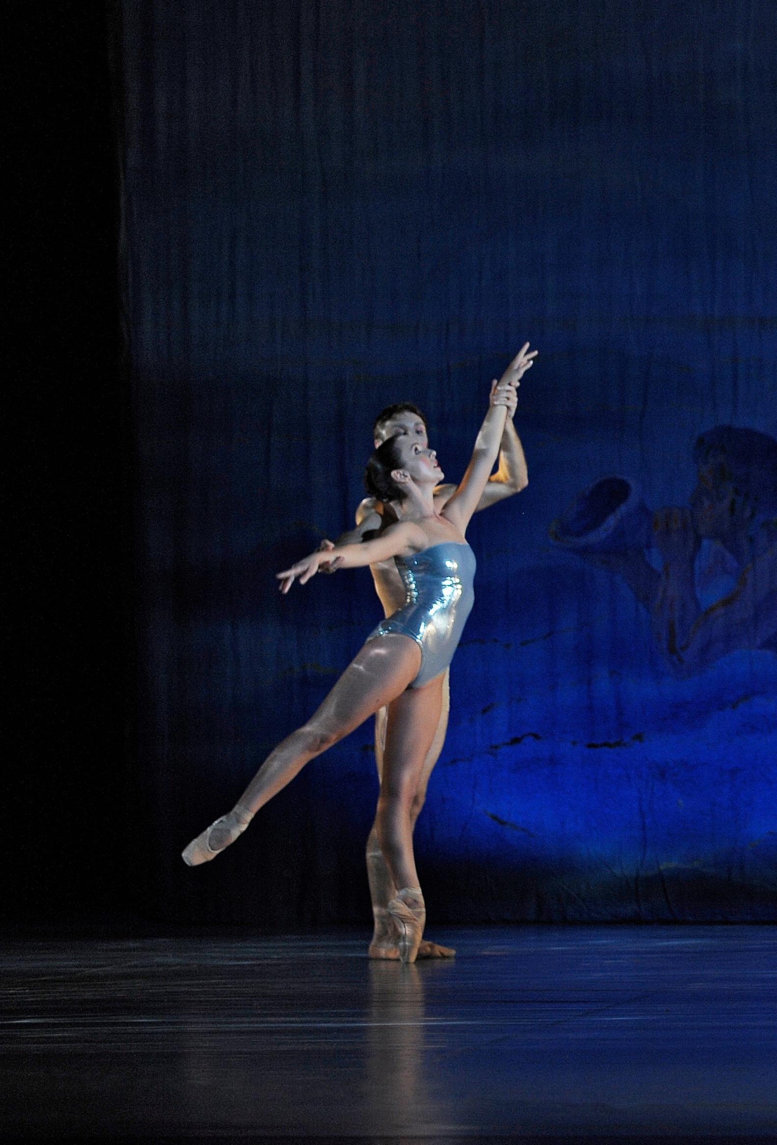 Olivia Jenkins ballet sydney