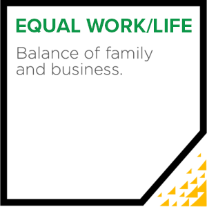Becker Core Value - Equal Work/Life