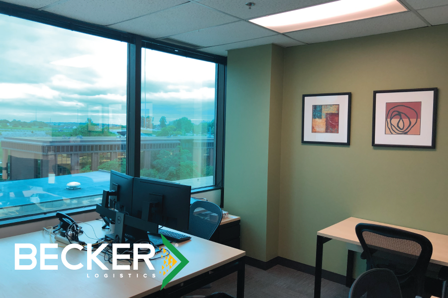 St Louis Becker Logistics office