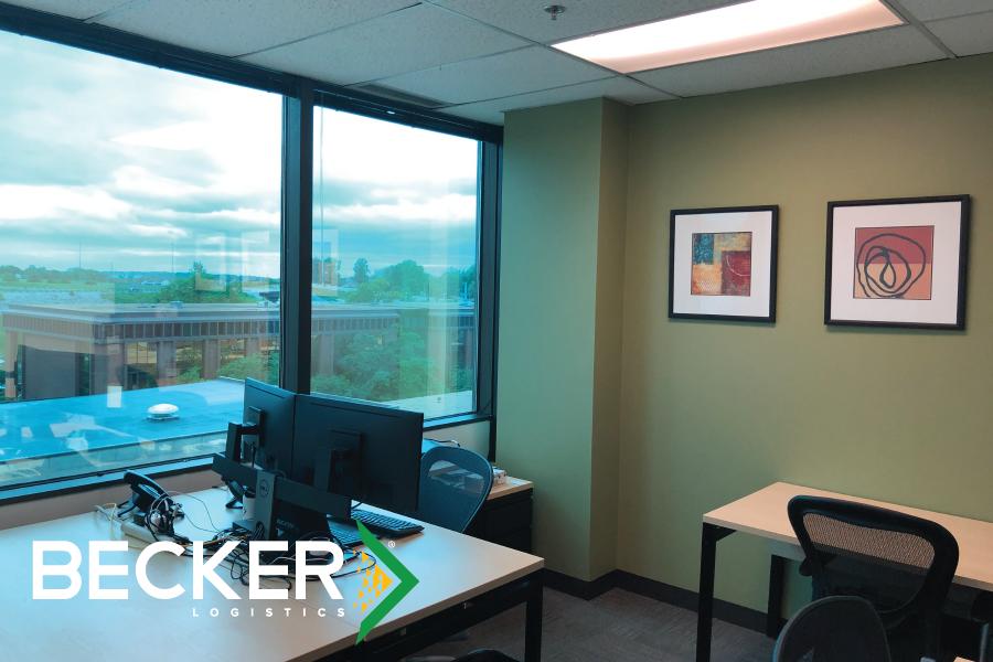 St Louis Becker Logistics office