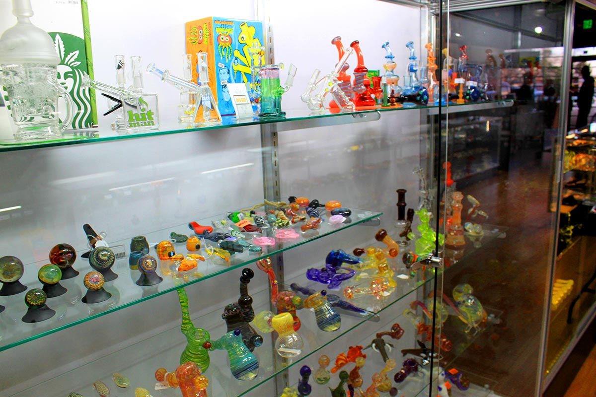Heady Local and Import Glass