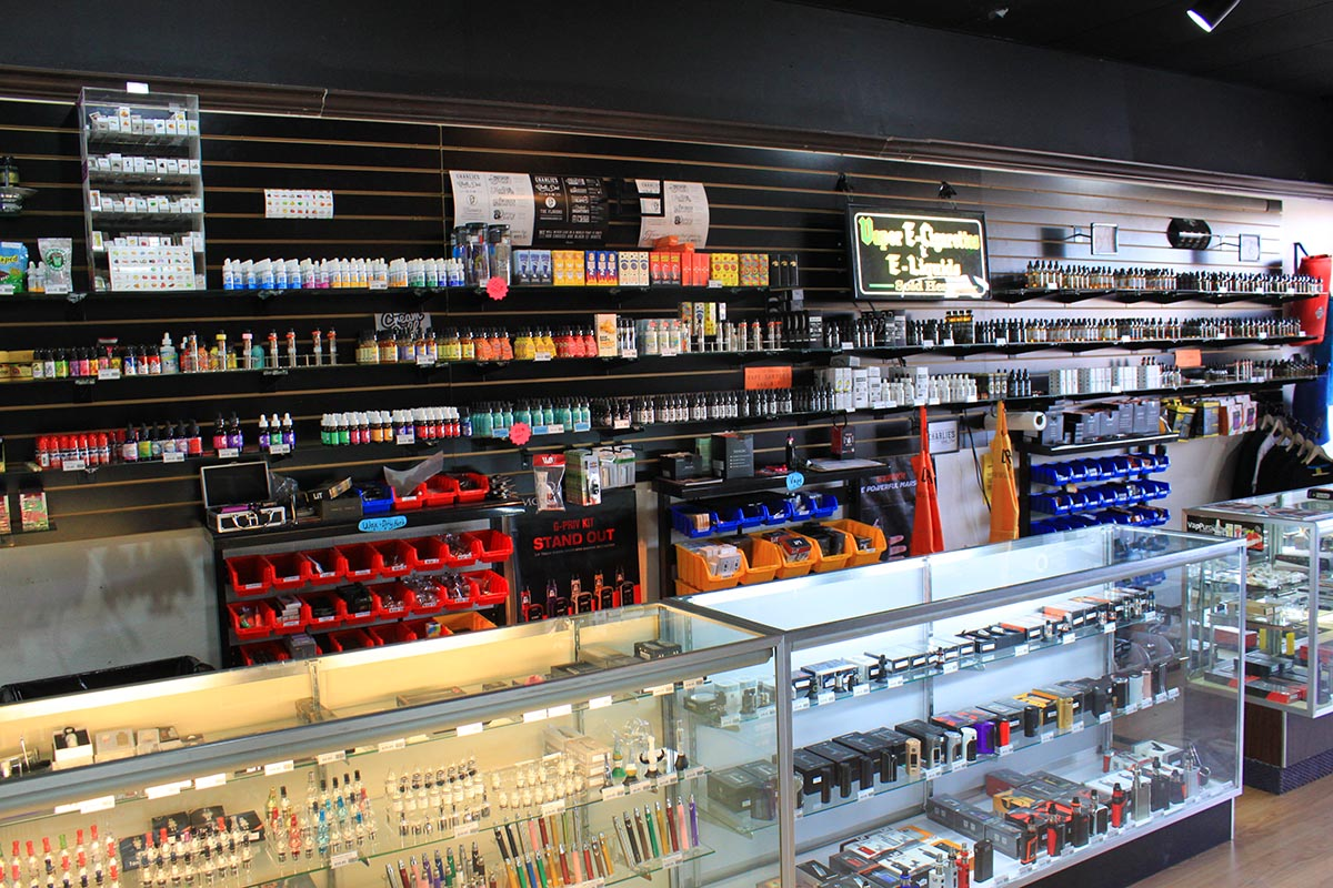 Vaping and electronic cigarette products