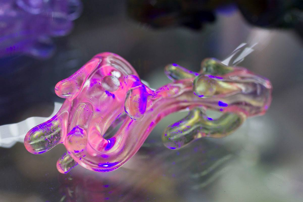 Pink Octopus Pipe