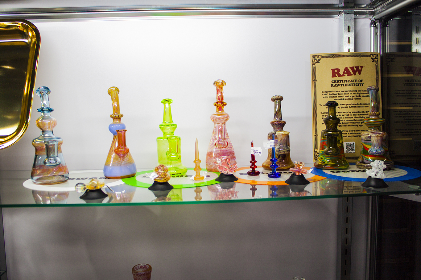 Colorful Rigs