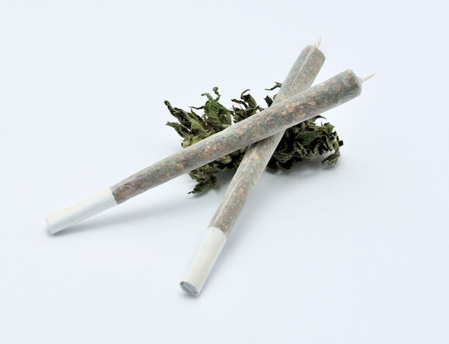 Marijuana Joints