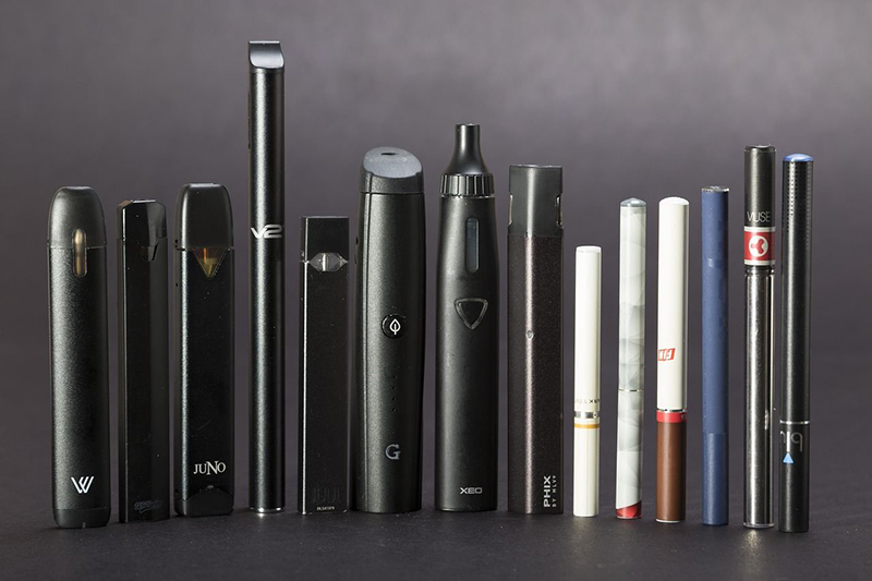 Electronic Cigarette Collection Image