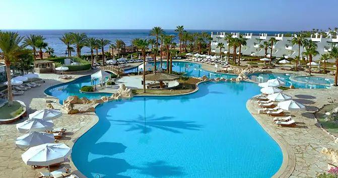Hilton Sharm Waterfalls Resort, Egypt