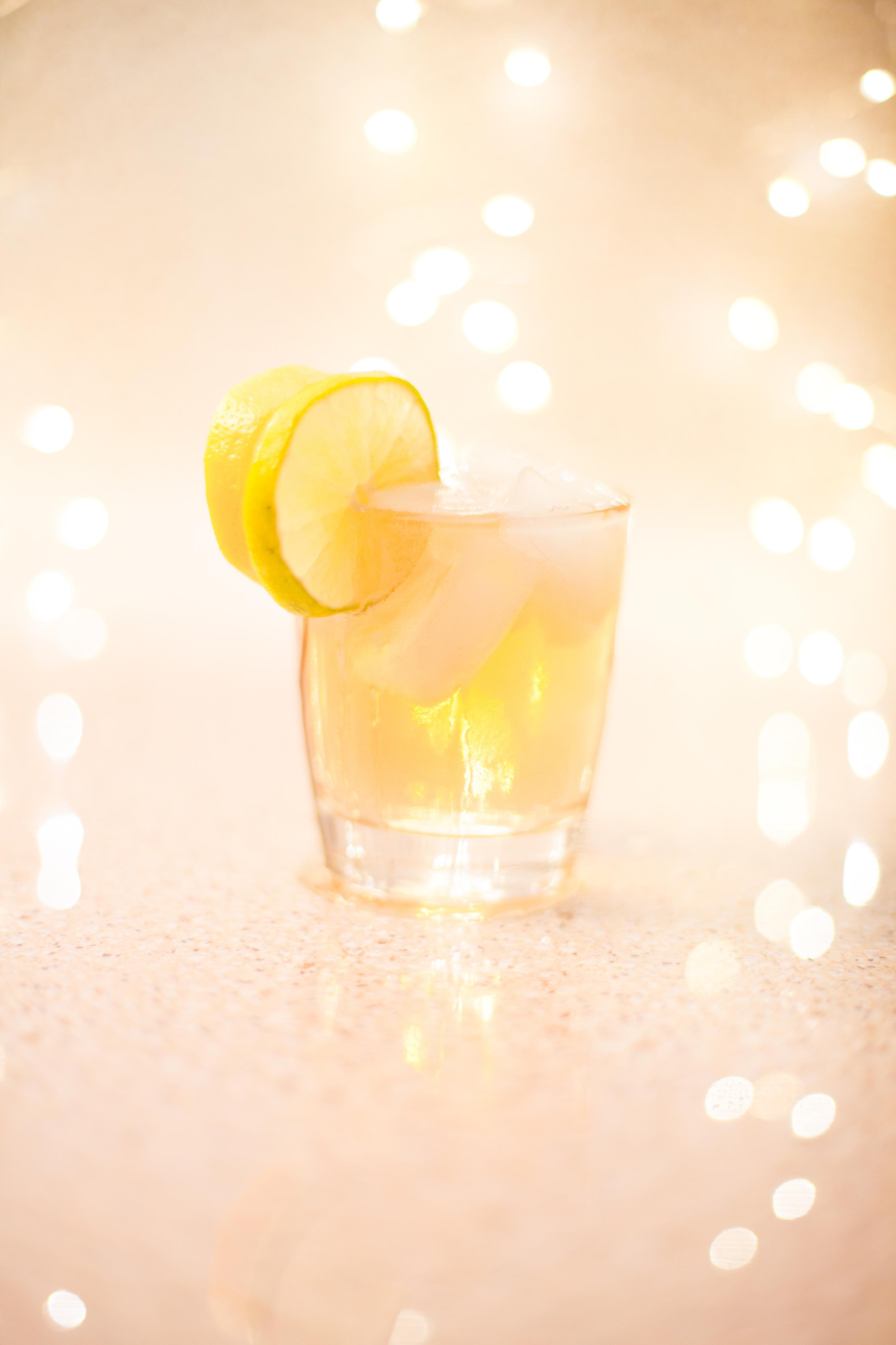 Bourbon Cooler