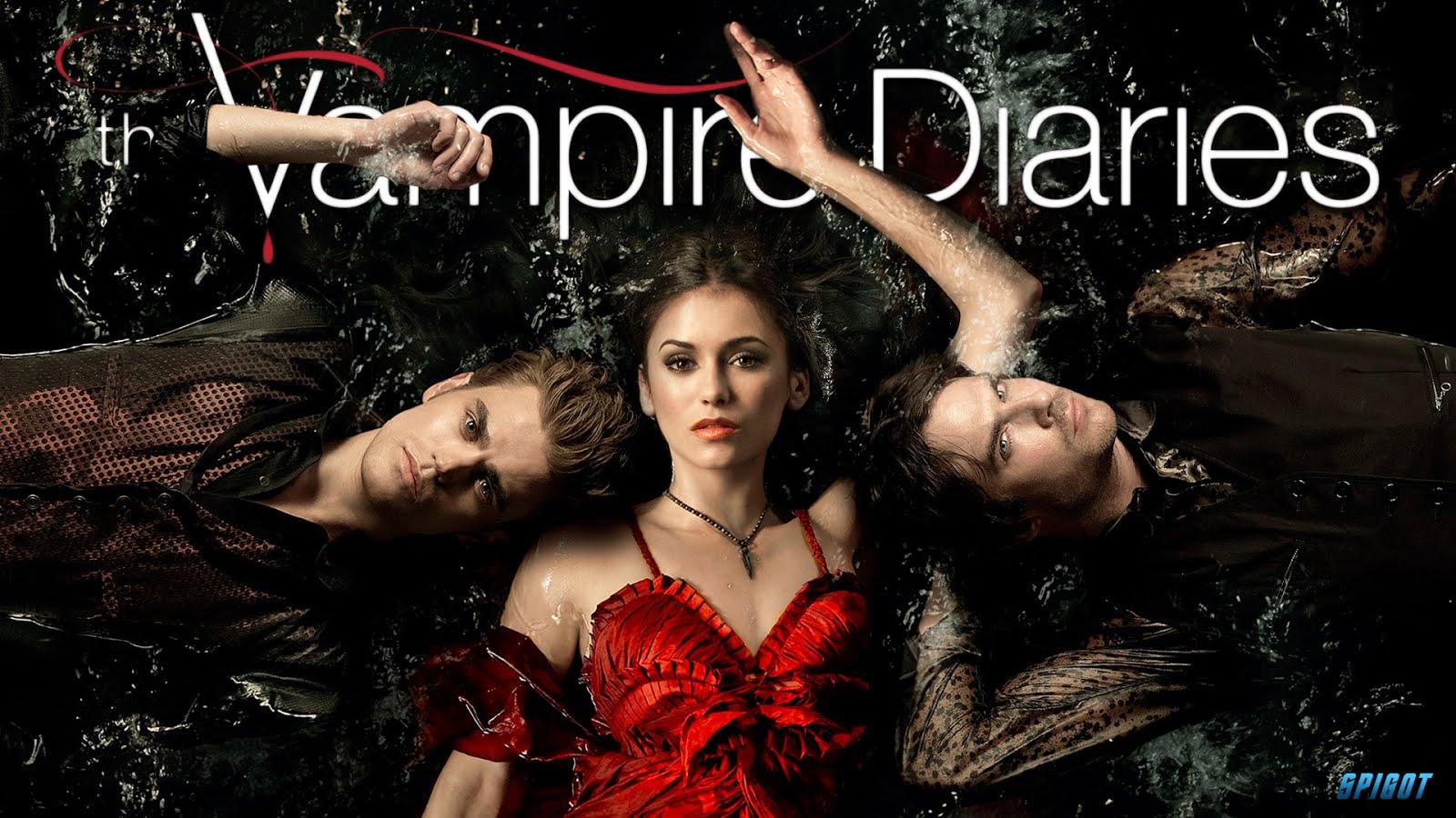 "The CW ""Vampire Diaries"" - Cynnamon ""Sleepy Tiger"""