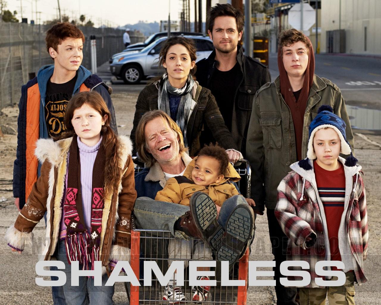 "Showtime ""Shameless"" - Goldvein ""Goldvein""    Cynnamon ""I Did A Bad Thing"""