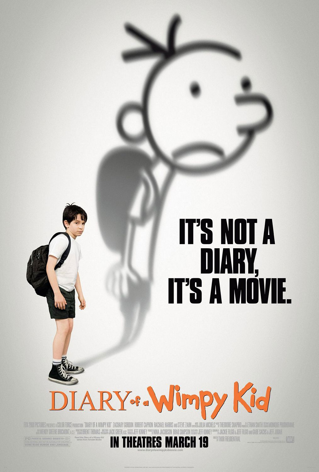 "Diary Of A Wimpy Kid - Forever The Sickest Kids ""What Do You Want From Me"""