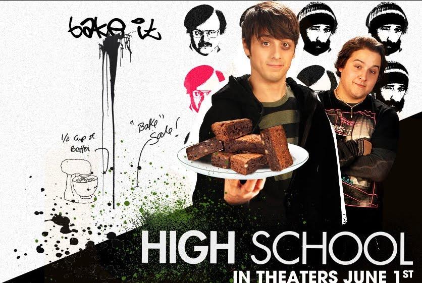 "High School - Artist Vs. Poet ""Damn Rough Night"""