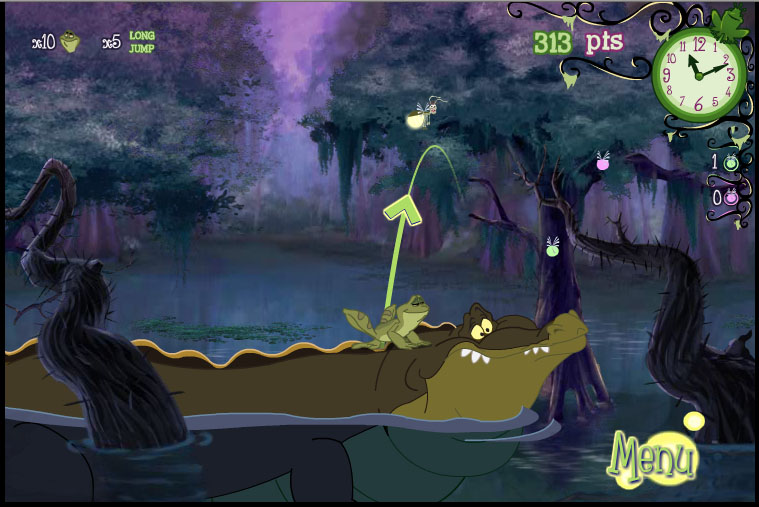 Princess and the Frog: Bayou Adventure