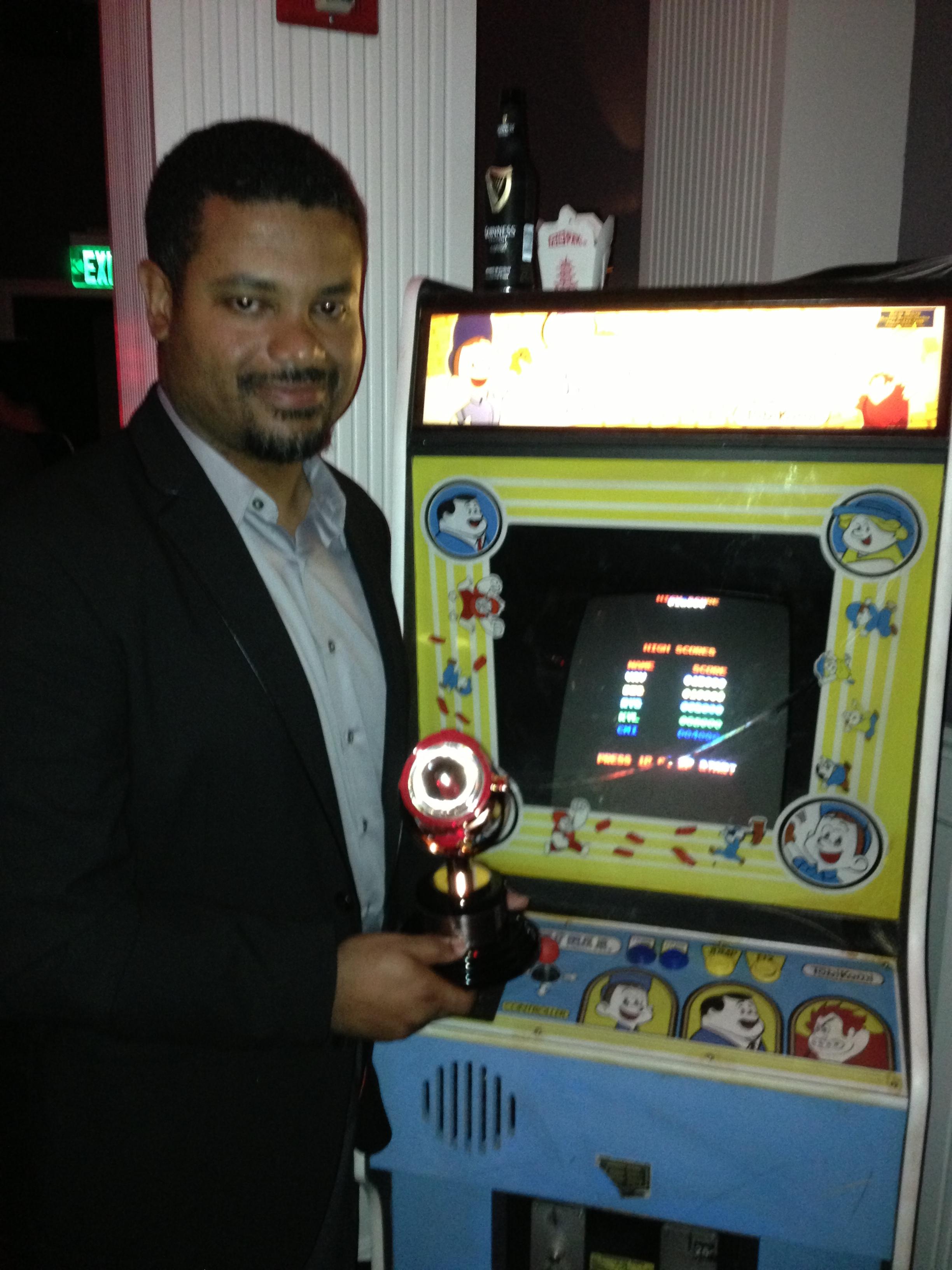 Key Art Award for Fix It Felix Jr.