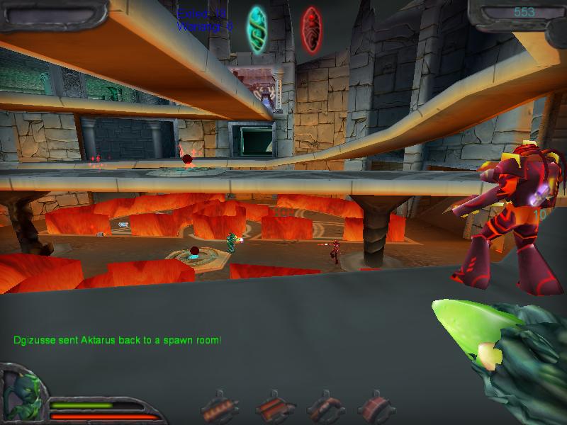 FireChild Tournament (AOL Teens)