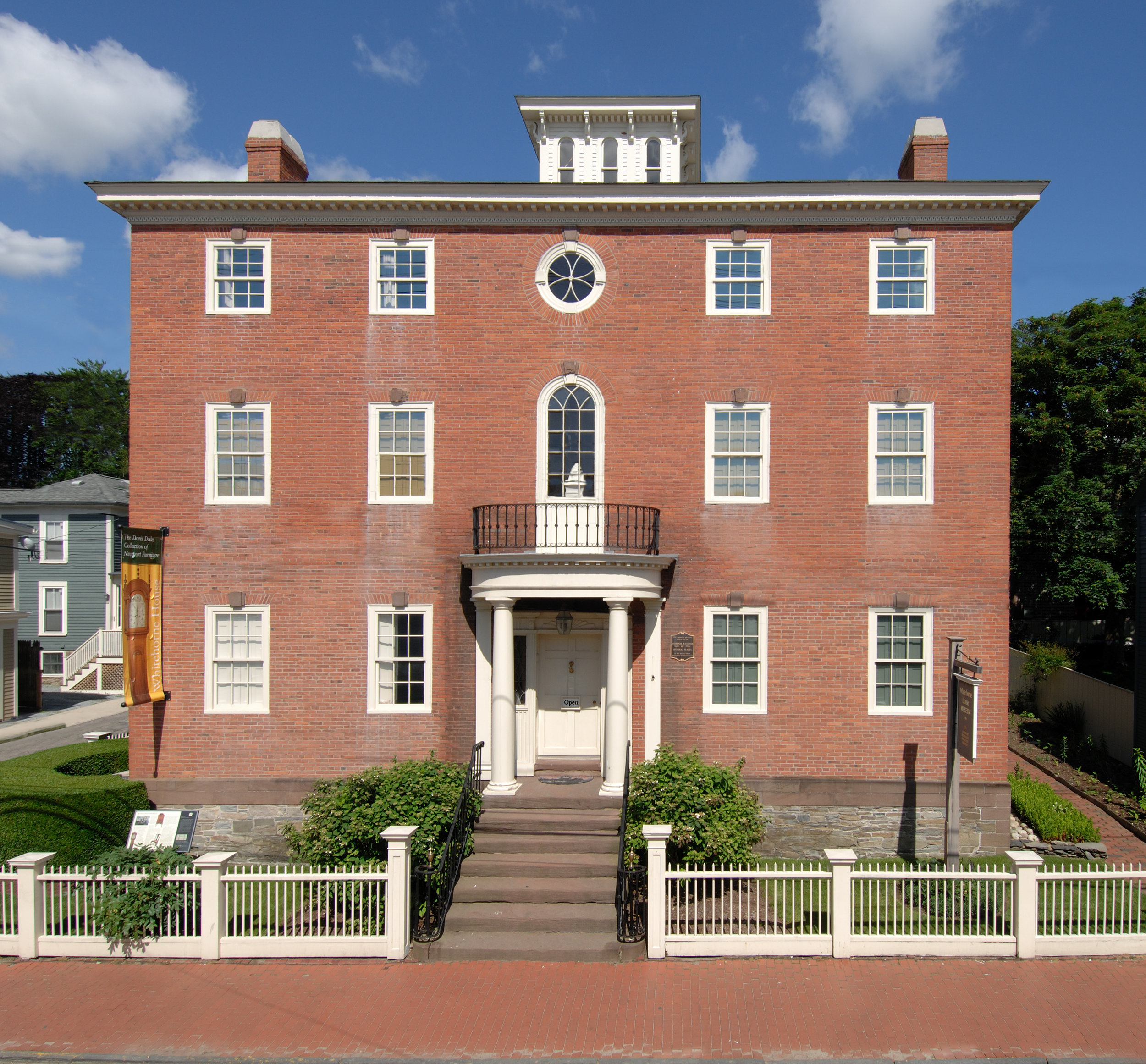 Whitehorne House, courtesy of Newport Restoration Foundation