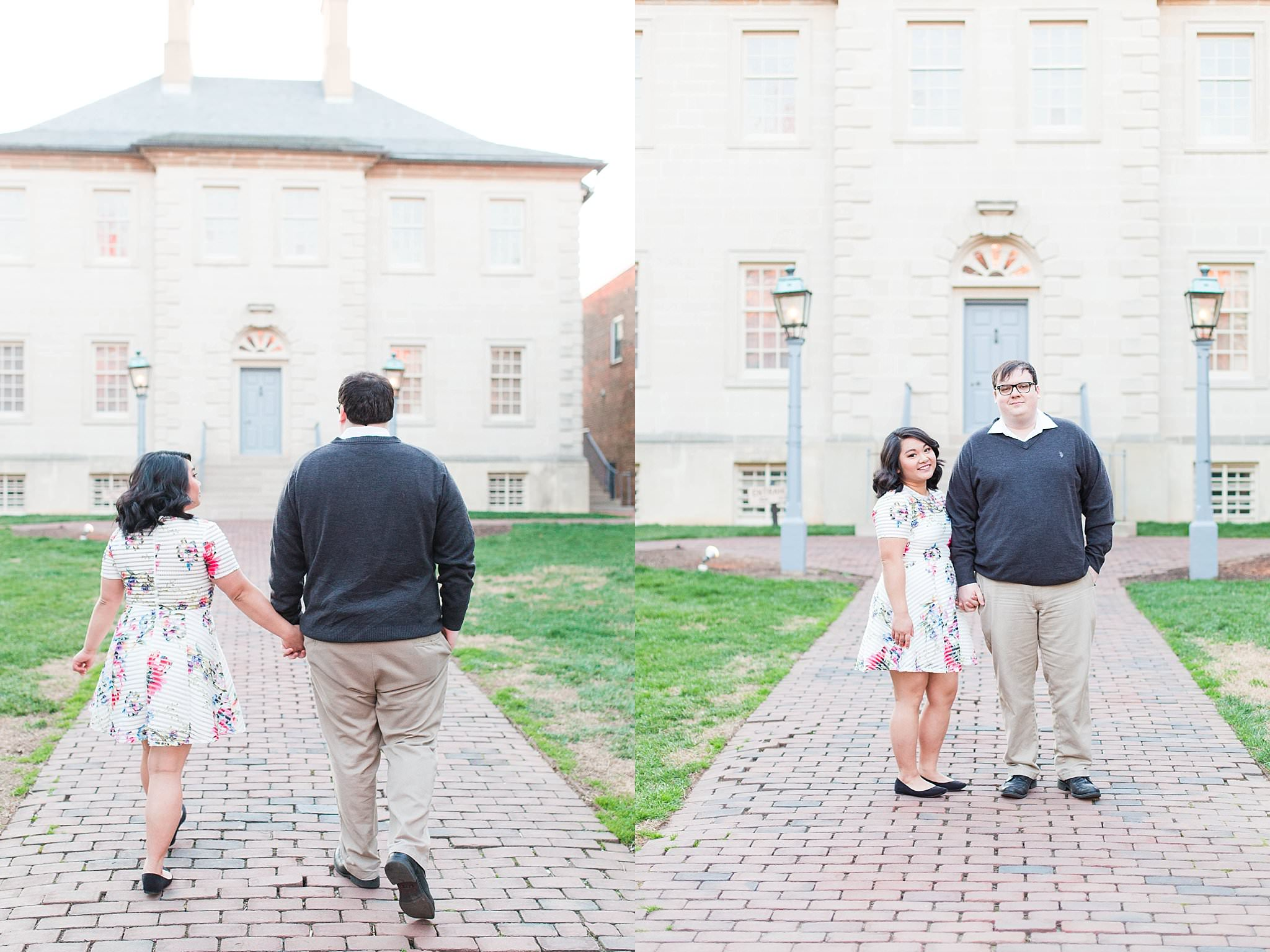 old_town_alexandria_engagement_photos