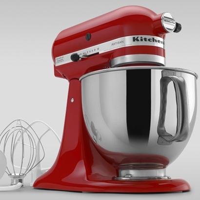 Campaign | KitchenAid Stand Mixers