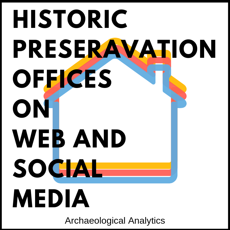 Historic Preservation Offices on Web and Social Media