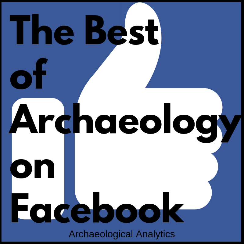 Archaeology on Facebook