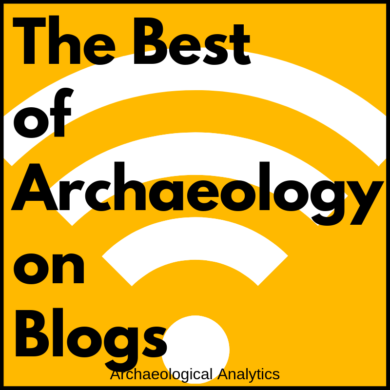 Archaeology on Blogs