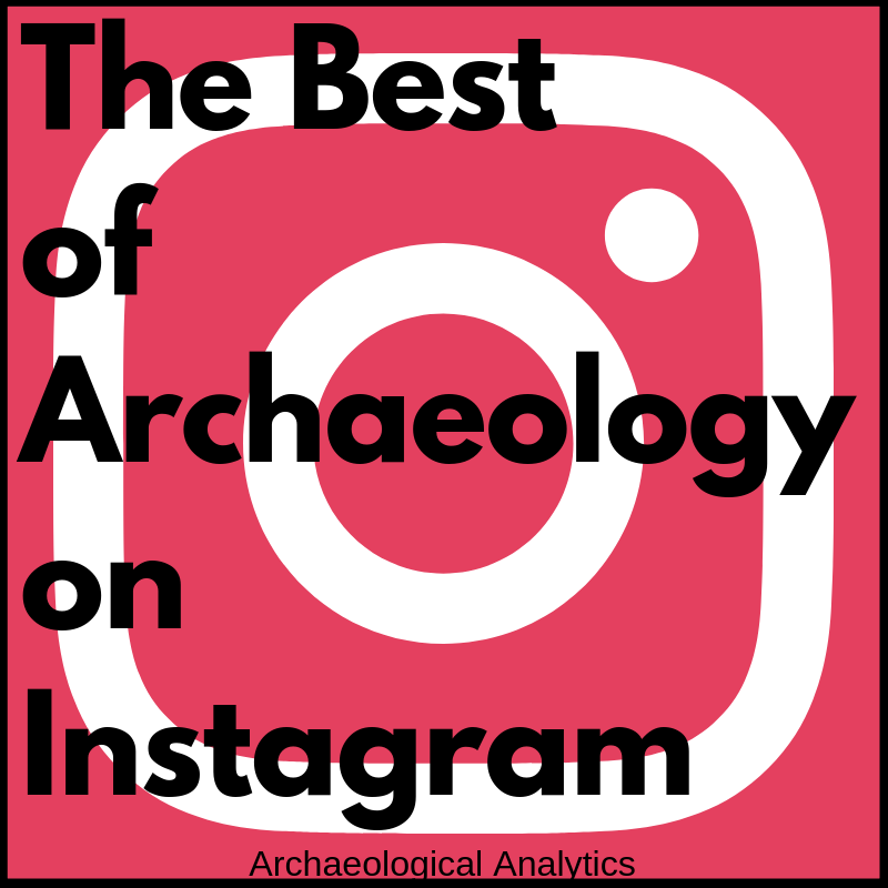 Archaeology on Instagram