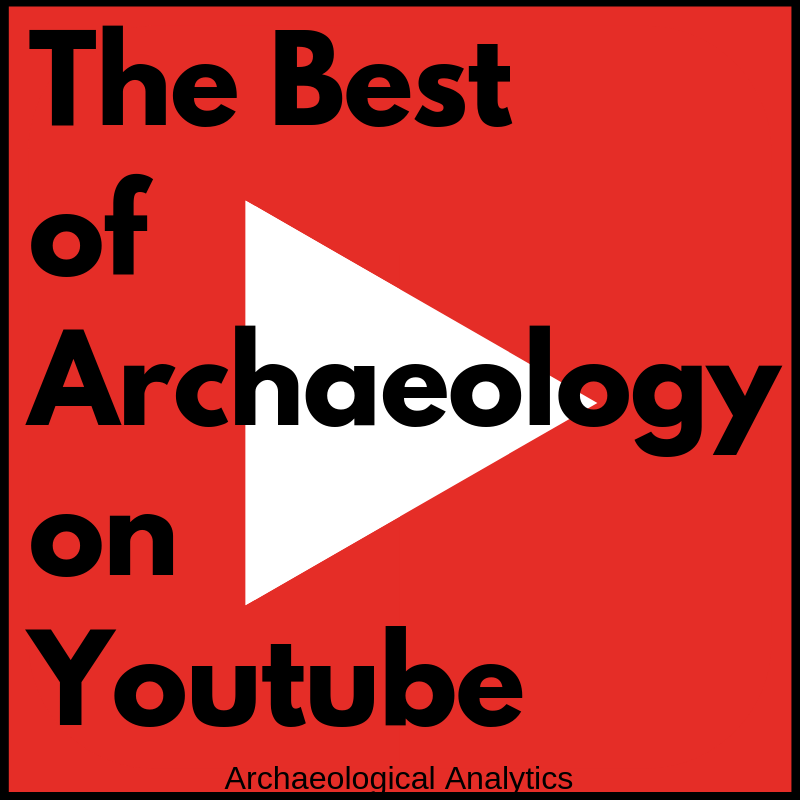 Archaeology on Youtube