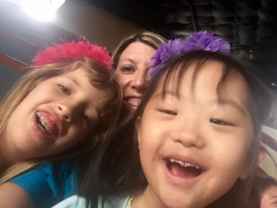 Meet Mia (Yao Yao), a 4 1/2-year-old girl who rocks her extra chromosome. See pictures and videos from her host family by clicking on her picture.