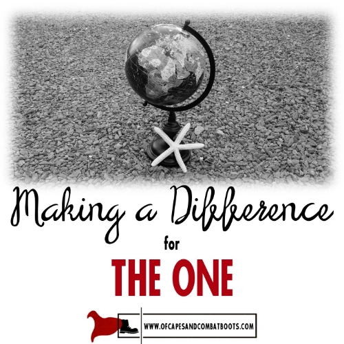Making a Difference for the ONE
