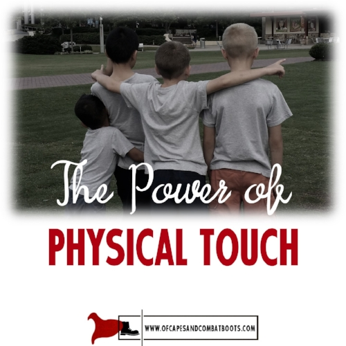 The Power of Physical Touch
