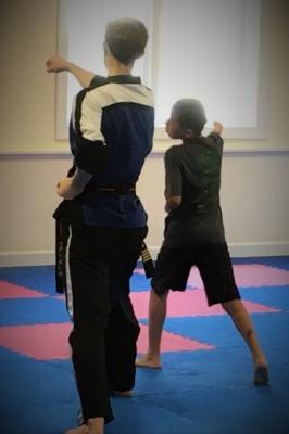 Martial Arts Lessons for DJ