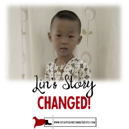 Lin's Story Changed