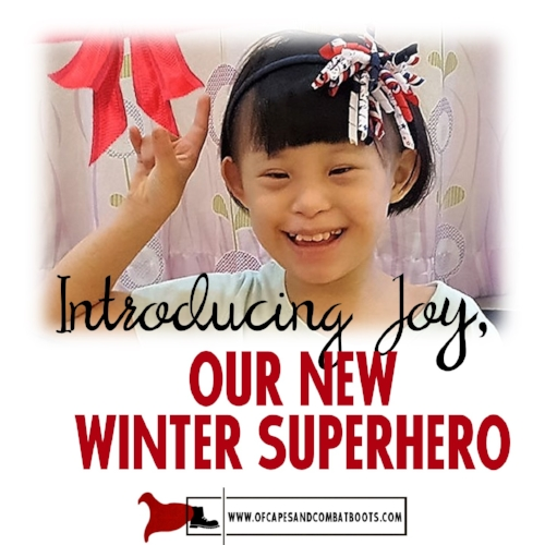 Introducing Joy