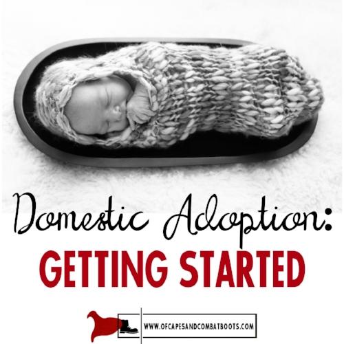 Domestic Adoption