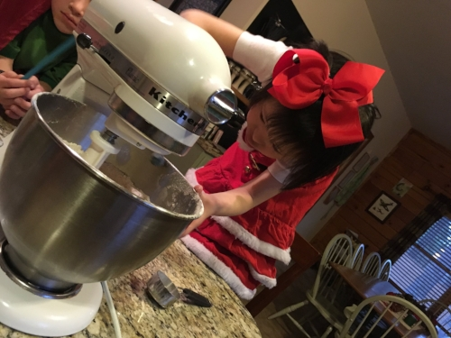 Baking with Joy