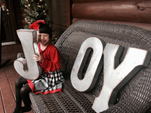Joy on Christmas Eve