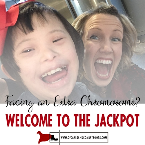 Facing an Extra Chromosome? Welcome to the Jackpot!