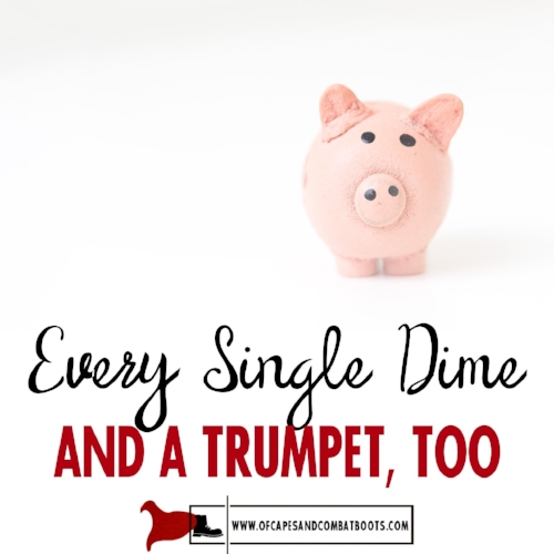 Every Single Dime